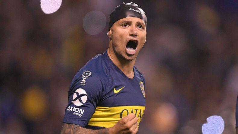 Zárate le gritó su penal a Vélez y chicaneó  a su ex: pasó el equipo grande