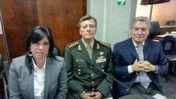 milani declaro en el juicio en su contra por torturas