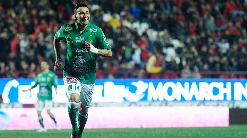 La genial asistencia de Sambueza, queestá a un paso de otra final en México
