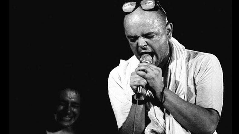 Luca Prodan cumpliría 66 años: cinco canciones para recordarlo