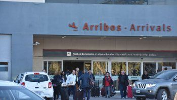 el aeropuerto tambien bate record con los extranjeros