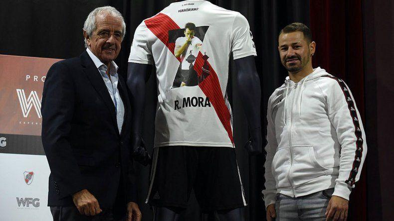 Mora: El dolor ya pasó y pienso en el adiós con la gente