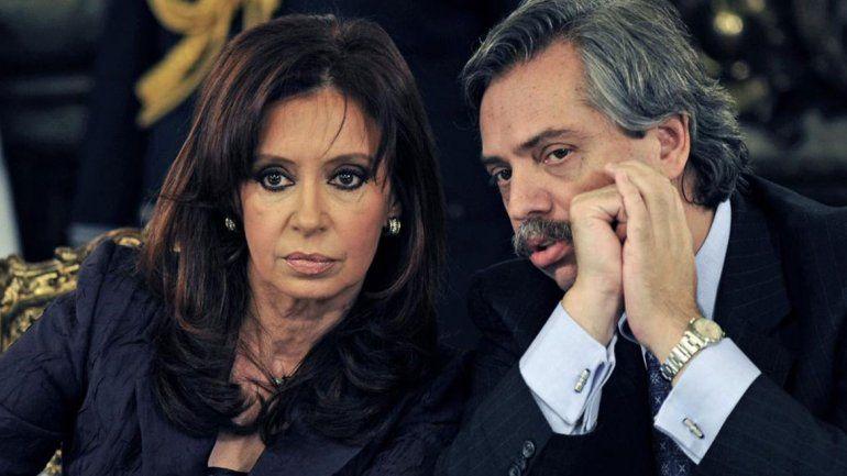 Alberto Fernández será candidato a presidente y Cristina Kirchner a vicepresidenta
