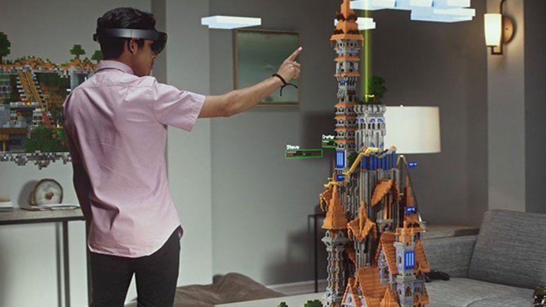 Minecraft se podrá jugar en realidad virtual