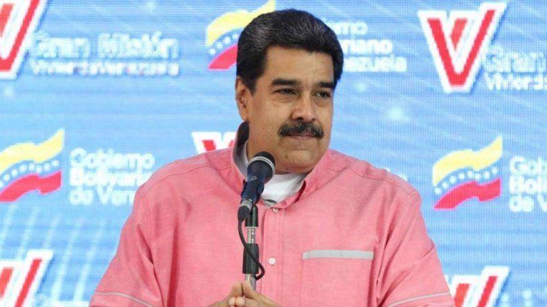 Maduro dice que evolucionan los acuerdos de paz