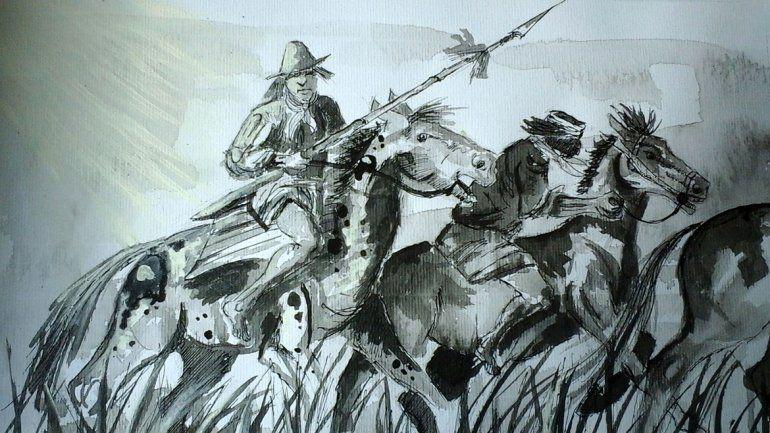 Aquella sangrienta batalla a orillas del río Neuquén