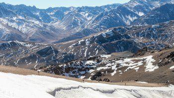 un neuquino se quedo con los 90k en la indomit ultra trail