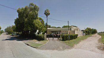 un policia retirado ejecuto a su ex en un salon de fiestas