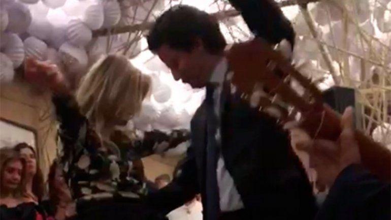 Censuran videos de un bailecito de Máxima en Sevilla