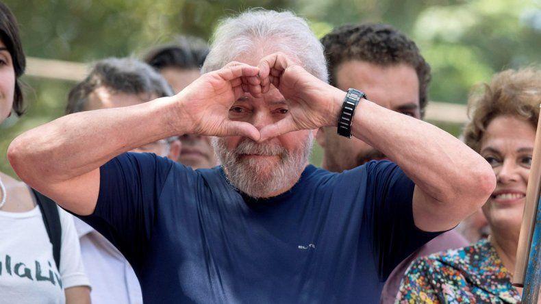 Lula está enamorado y se volverá a casar cuando sea liberado