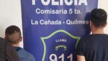 detienen a un policia y a su hermano por un doble crimen