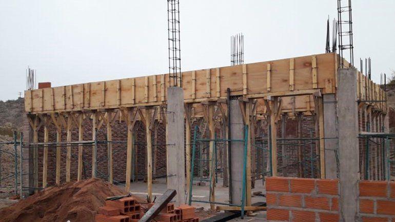 Construyen una nueva comisaría en Rincón
