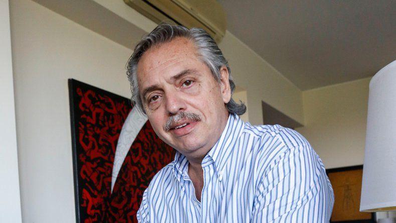 Alberto Fernández quedó internado y se hará estudios médicos previo a la campaña
