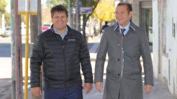 gutierrez: mariano gaido sera un excelente intendente