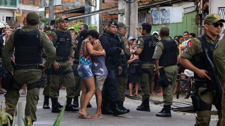 Violencia narco: once muertos en un bar en Brasil
