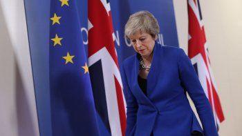 may presentara otra oferta sobre el brexit