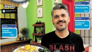 listo el pollo con cocineros argentinos