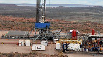 shale: se podra importar equipos sin impuestos