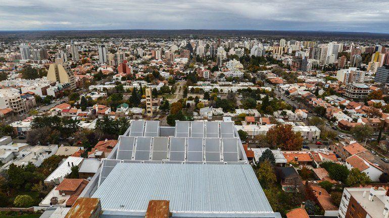 Los edificios ecológicos ganan terreno en la ciudad