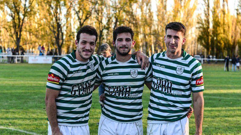 Los hermanos Nogueira, con sangre verde