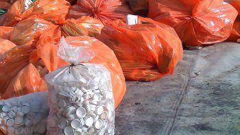 recolectaran envases vacios de productos agroquimicos