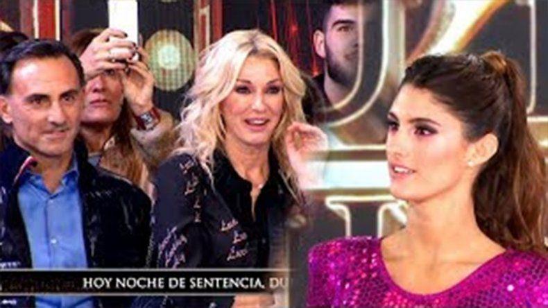 Lola Latorre habló de su familia en Showmatch y las redes estallaron contra Diego por el PuntitaGate