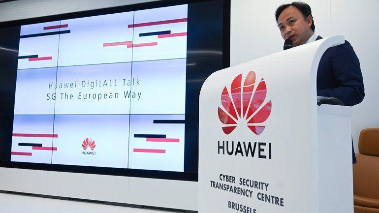 Huawei se queja y afirma que EE.UU. le hace bullying