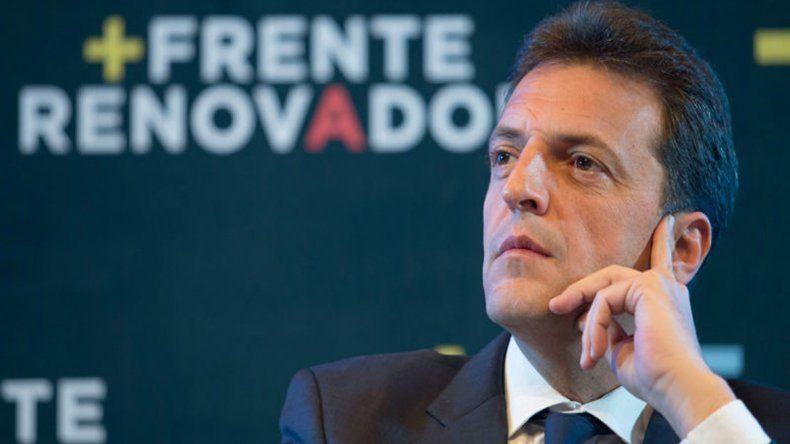 Massa encabezará la lista de diputados de CFK