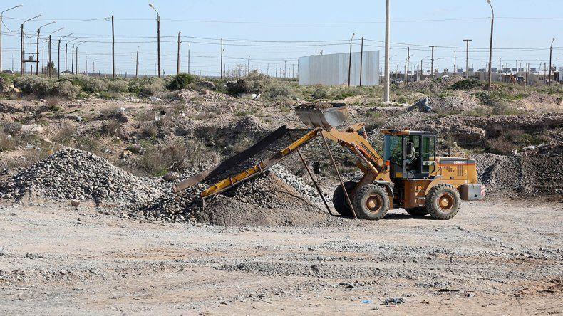 La actividad minera creció 40 por ciento en Neuquén