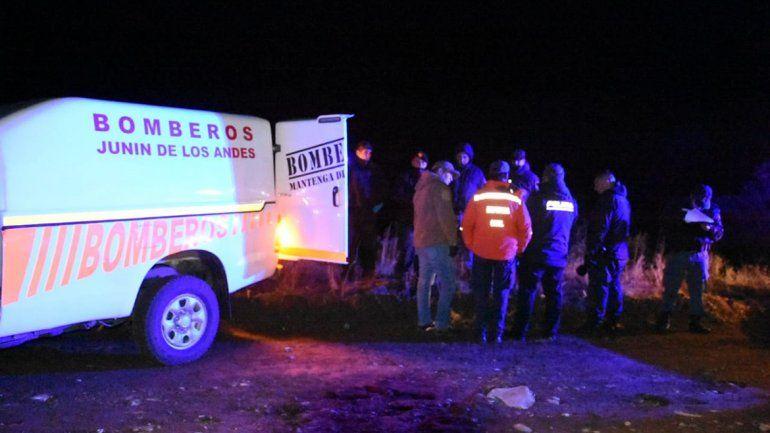 Encontraron el cuerpo de un hombre cerca de Junín de los Andes