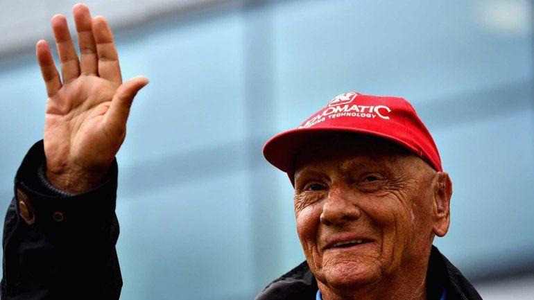 El mundo despidió a Niki Lauda como a una leyenda