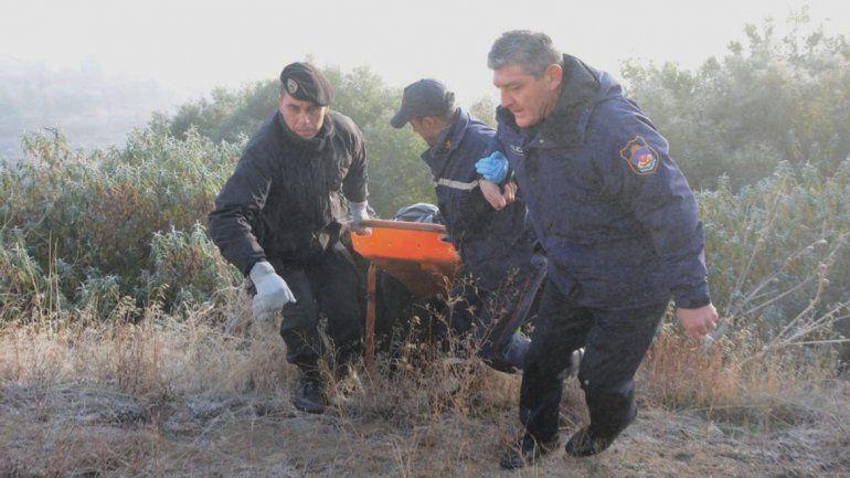 Confirmaron que el cuerpo encontrado en Junín es el de Andino Aminahuel