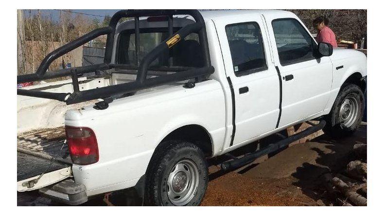 Denunció que le robaron la camioneta en el barrio Villa María