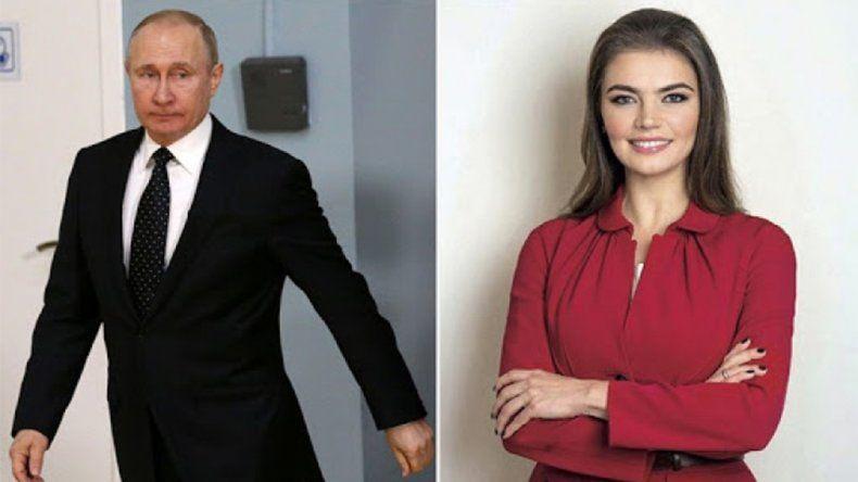 ¿Putin fue padre de gemelos con una gimnasta rusa?