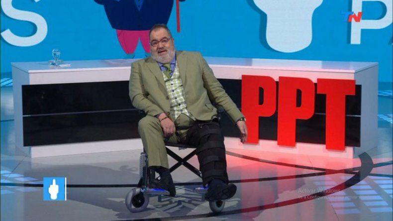 Jorge Lanata regresa el domingo con Periodismo para todos