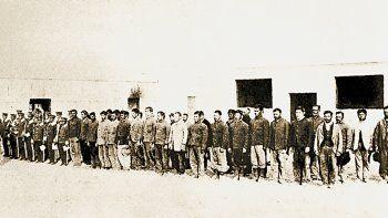la increible y sangrienta fuga de la carcel de neuquen en 1916