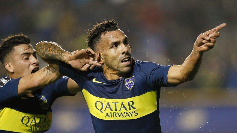 Tevez: Siempre hablan de los árbitros en La Boca