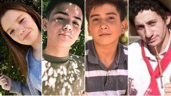 monte: confirman que hubo disparos a los chicos muertos