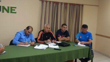 violencia de genero en lifune: ahora renuncio el capo de los arbitros y suspendieron al  dt
