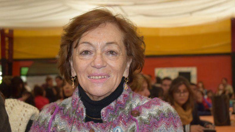 Irma Colombino, la ciudadana ilustre de Las Ovejas
