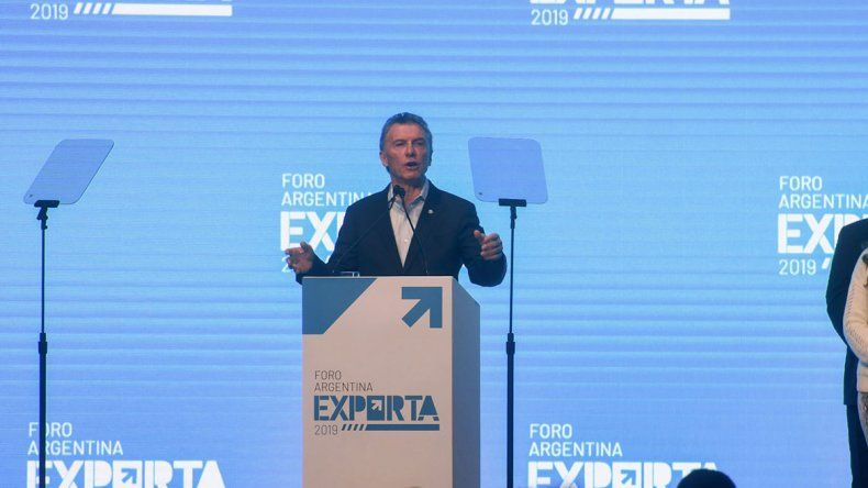 Macri volvió a cuestionar fuerte a los gobiernos K