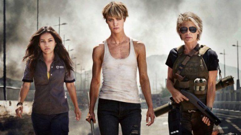 El brutal tráiler de Terminator: Destino oscuro