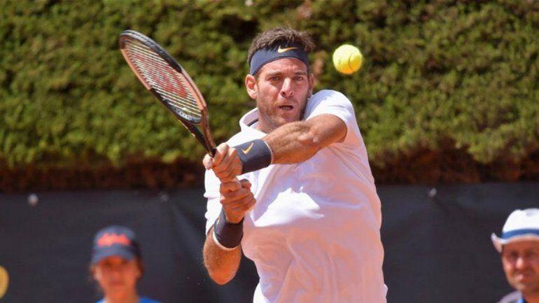 Delpo y compañía ya tienen rivales para Roland Garros