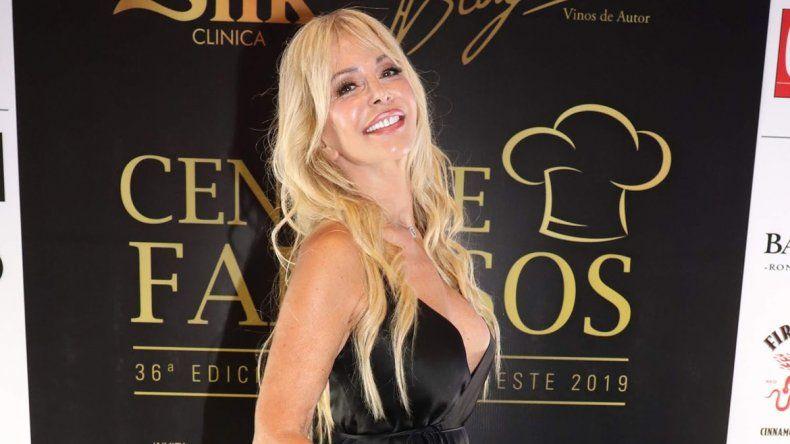 Alfano contó su amorío con Maradona