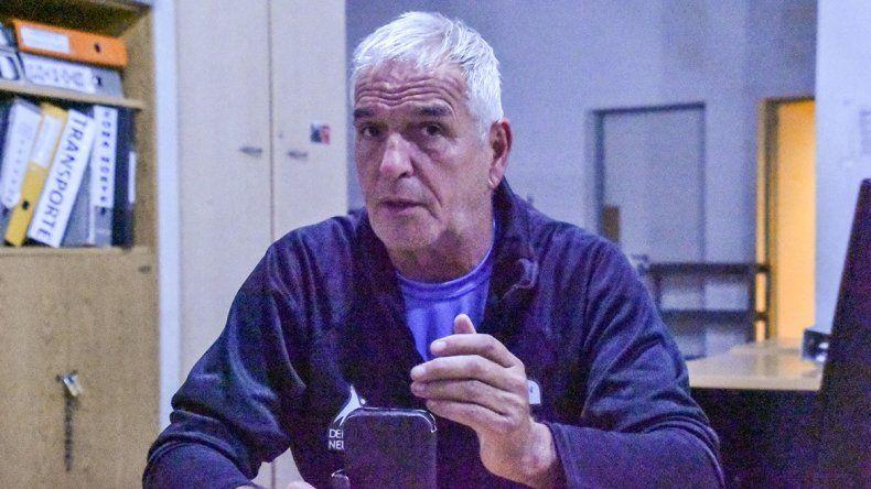 Carlos Escobar renunció y disparó: En cualquier momento vamos a tener una tragedia en Lifune