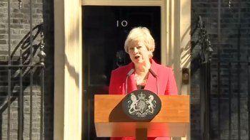 renuncio la primera ministra britanica theresa may
