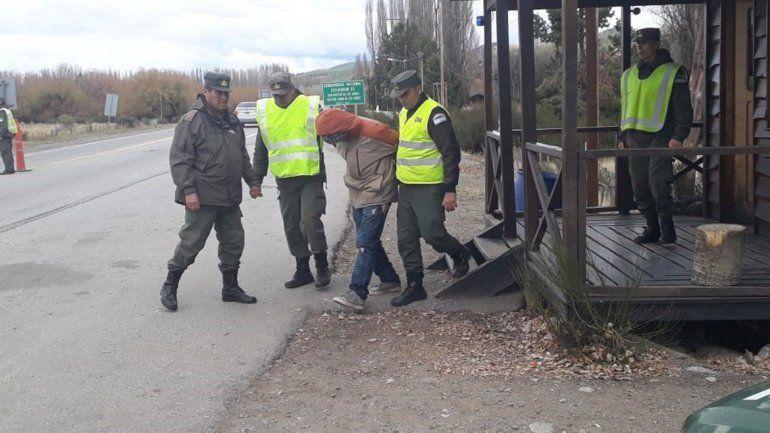 Junín de los Andes: lo expulsaron por entrar al país de manera ilegal
