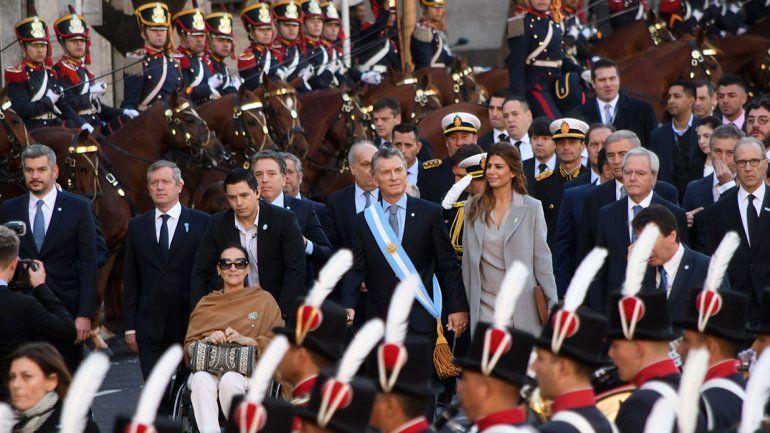 Tedeum: ante Macri, Poli pidió un gran pacto nacional