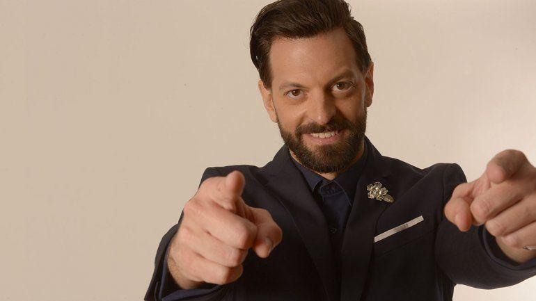 Entrevista a Rifle Varela: no quería volver a la TV haciendo cualquier cosa