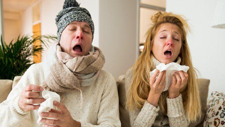 Confundir la gripe con un resfrío común puede ser peligroso